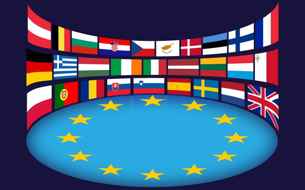 european union, flags, stars-1328256.jpg